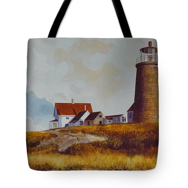 Monhegan Light Tote Bag