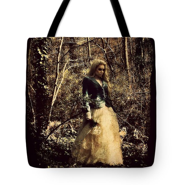 Monique 1 Tote Bag by Mark Baranowski