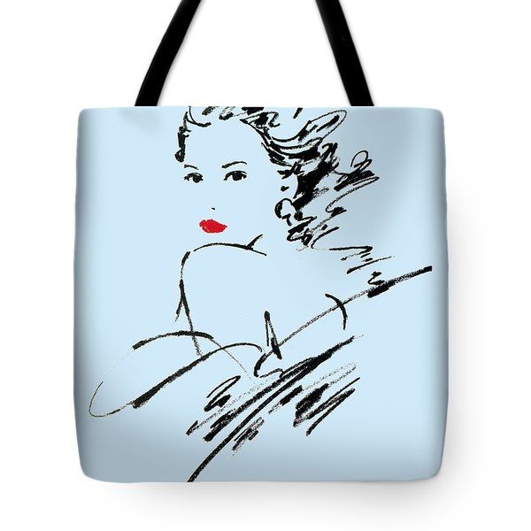 Monique Variant 2 Tote Bag by Giannelli