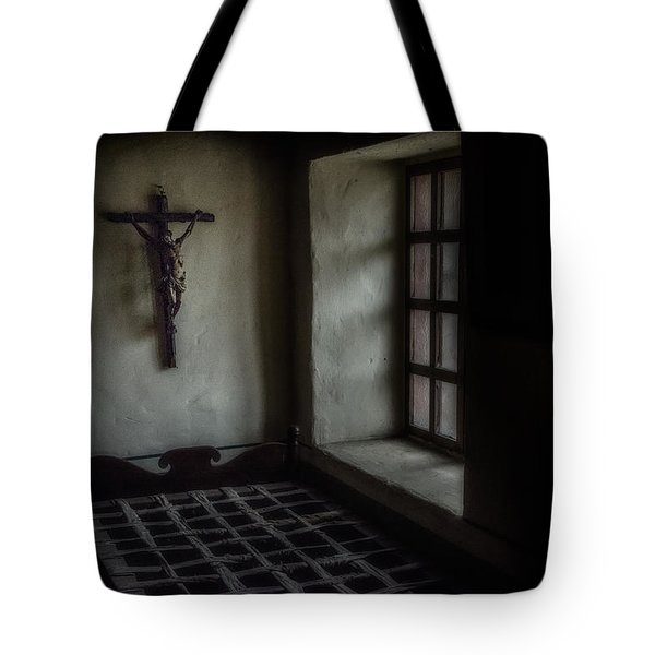 Monk's Life 17th Century  Tote Bag