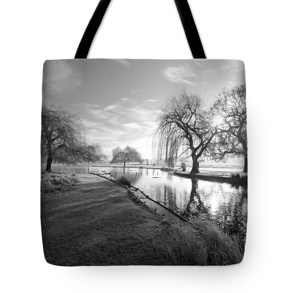 Mono Bushy Park Uk Tote Bag