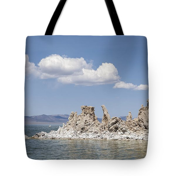Mono Lake Tufa Towers Tote Bag