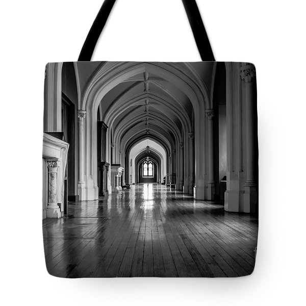 Mono Melleray Corridor Tote Bag