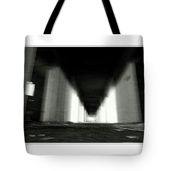#monochrome  #fuji #finepixs1 Tote Bag