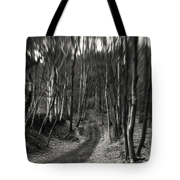 #monochrome #lensbaby #composerpro Tote Bag by Mandy Tabatt