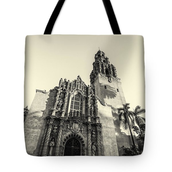 Monochrome Museum Tote Bag by Joseph S Giacalone