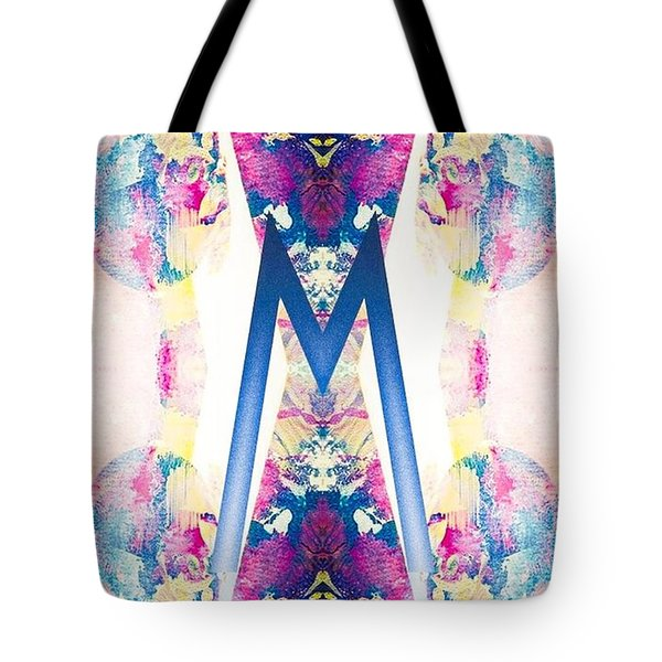 Monogram M - 0 - 8 Tote Bag