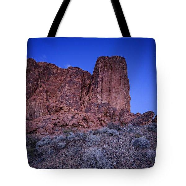 Monolith Moonrise Tote Bag