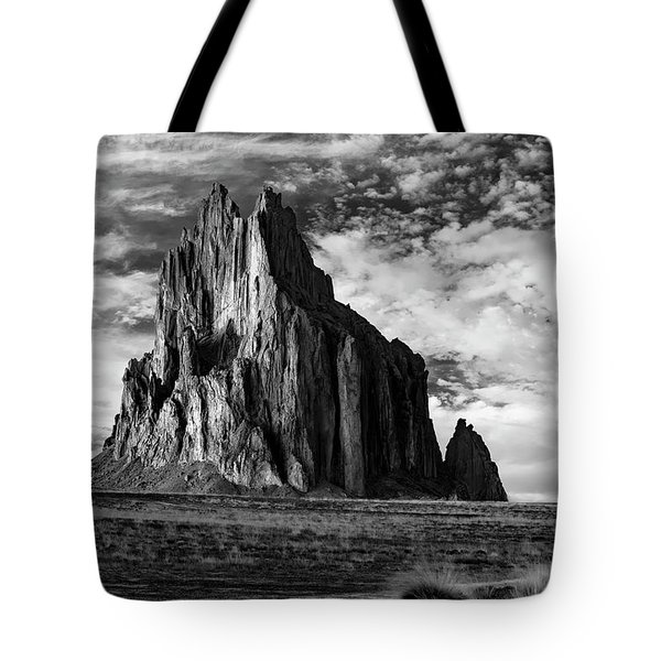 Monolith On The Plateau Tote Bag by Jon Glaser