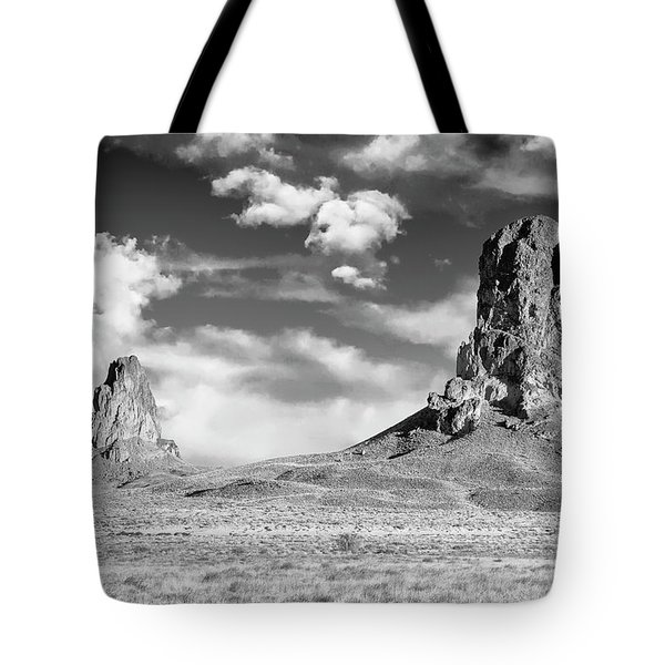 Monoliths Tote Bag by Jon Glaser