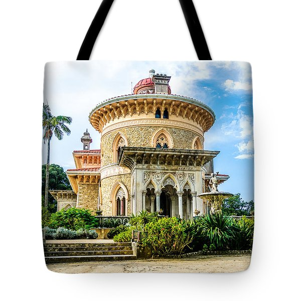 Monserrate Palace Tote Bag