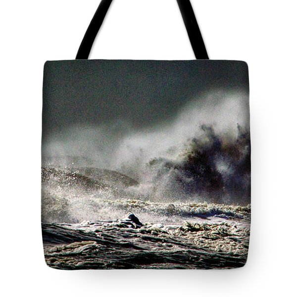 Monster Of The Seas Tote Bag