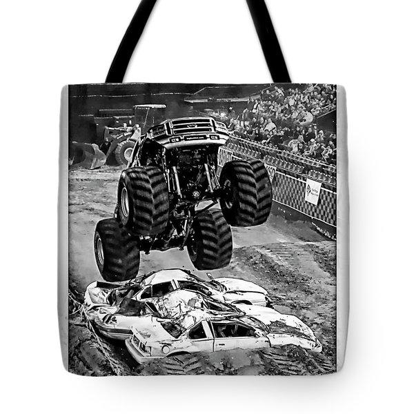 Monster Truck 2b Tote Bag
