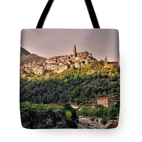Montalto Ligure - Italy Tote Bag