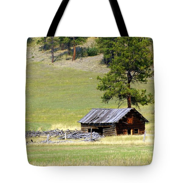 Montana Ranch 3 Tote Bag by Marty Koch