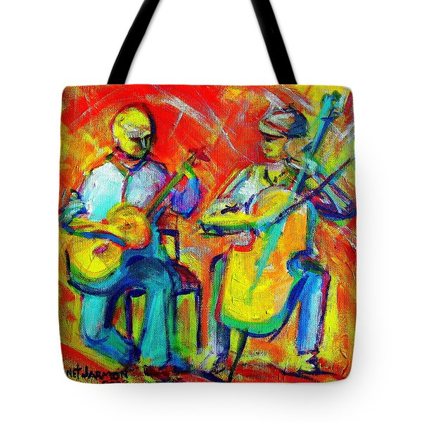 Montana Skies Performance Tote Bag
