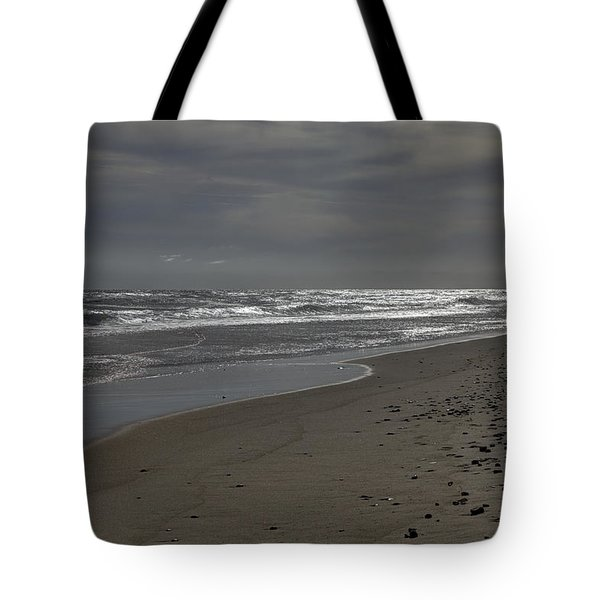 Montauk Surf Tote Bag by Steve Gravano