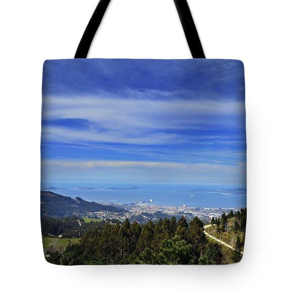 Monte Alba Vigo Tote Bag