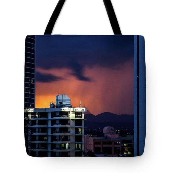 Monte Carlo Moods Tote Bag