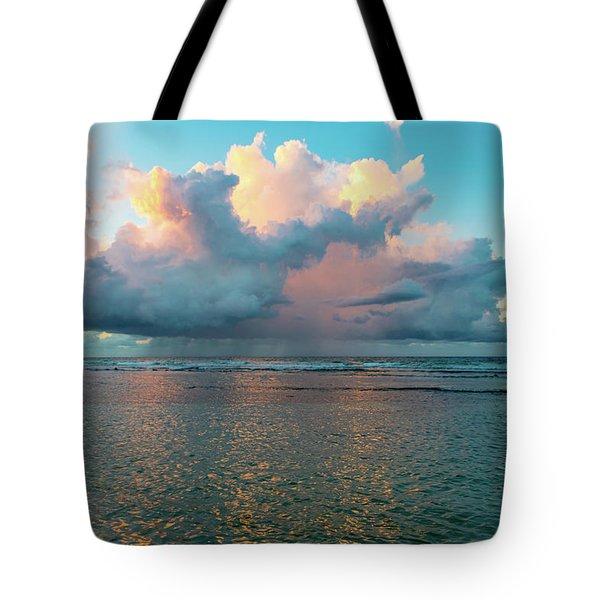 Montego Bay Sunset Tote Bag