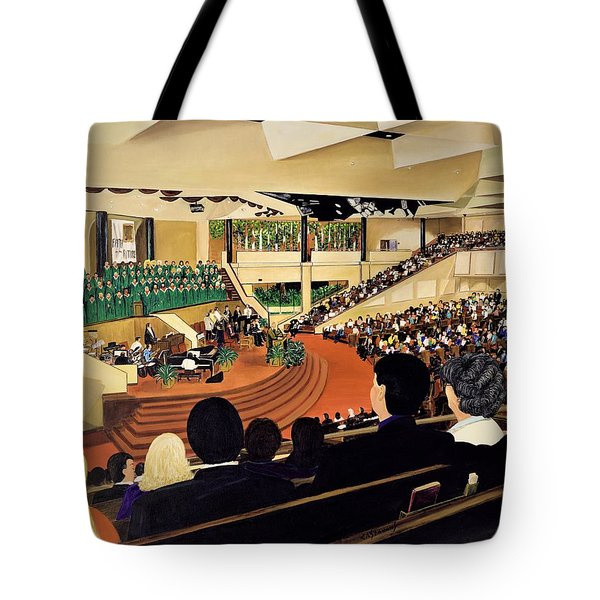 Montelle's View Tote Bag