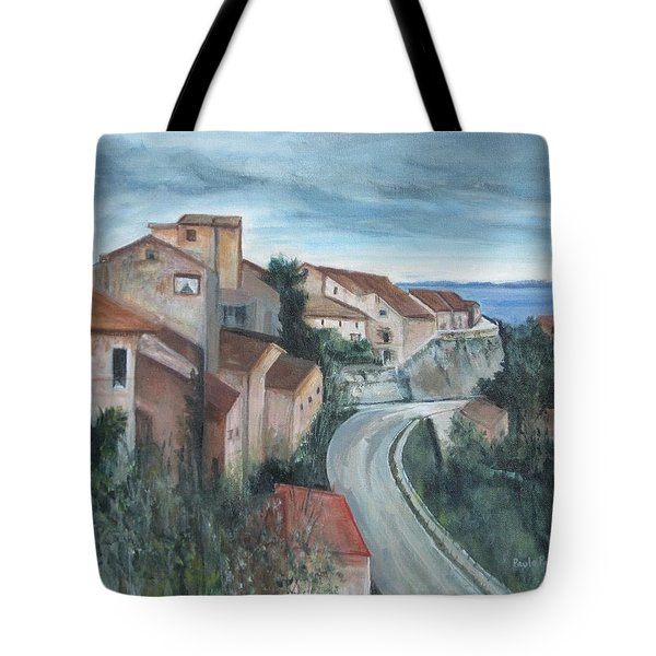 Montepulciano Tote Bag