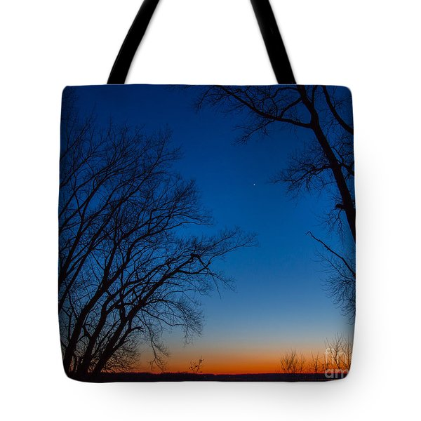 Montezuma Twilight Tote Bag