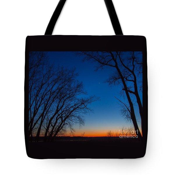 Montezuma Twilight Tote Bag