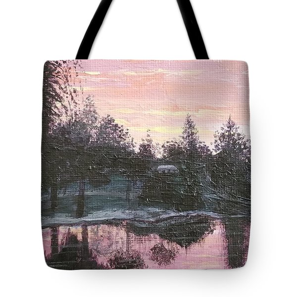 Montgomery Pond Tote Bag