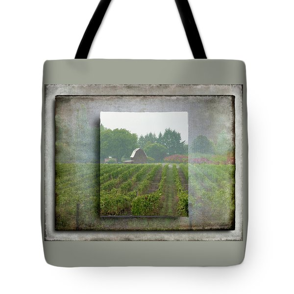 Montinore Winery Tote Bag