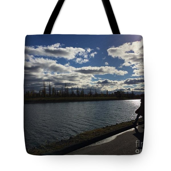 Montreal Memories Tote Bag