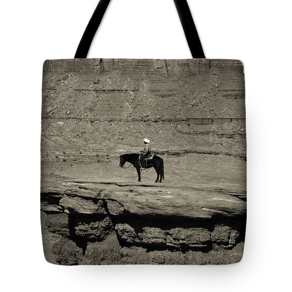 Monument Valley 4 Tote Bag
