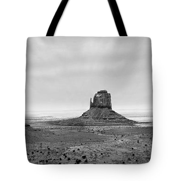 Monument Valley Tote Bag by Mike McGlothlen