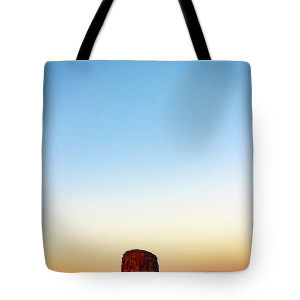 Monument Valley Morning Glory Tote Bag