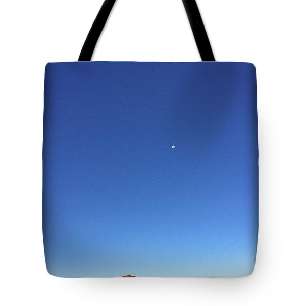 Monument Valley Morning View Tote Bag