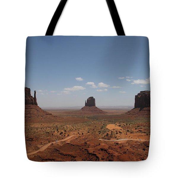 Monument Valley Navajo Park Tote Bag