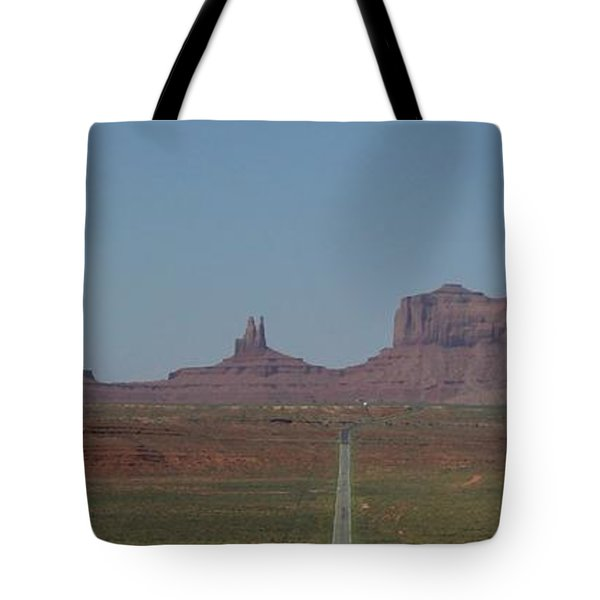 Monument Valley Navajo Tribal Park Tote Bag