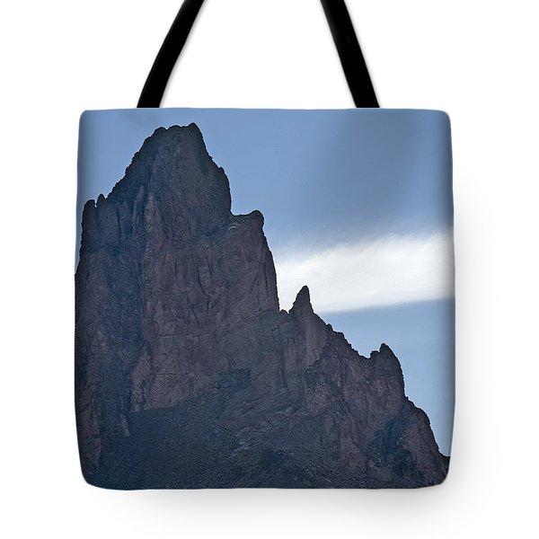 Monument Valley - Peak Tote Bag