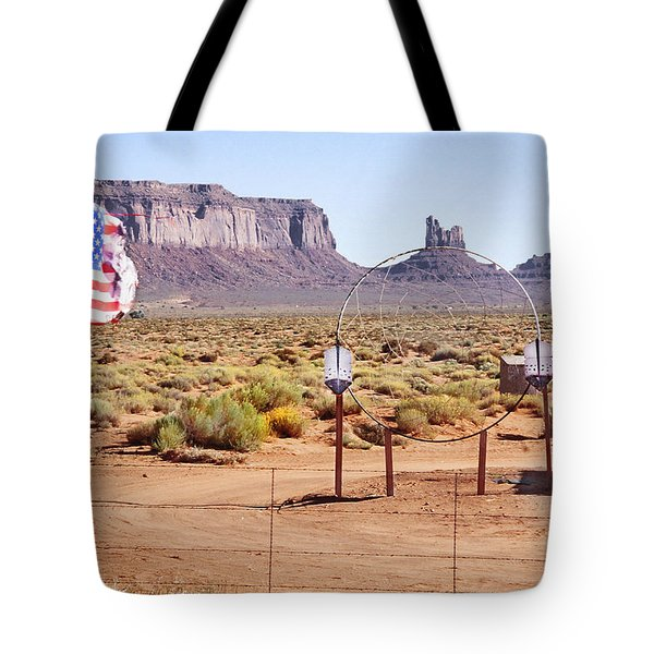 Monument Valley - Reservation 2 Tote Bag