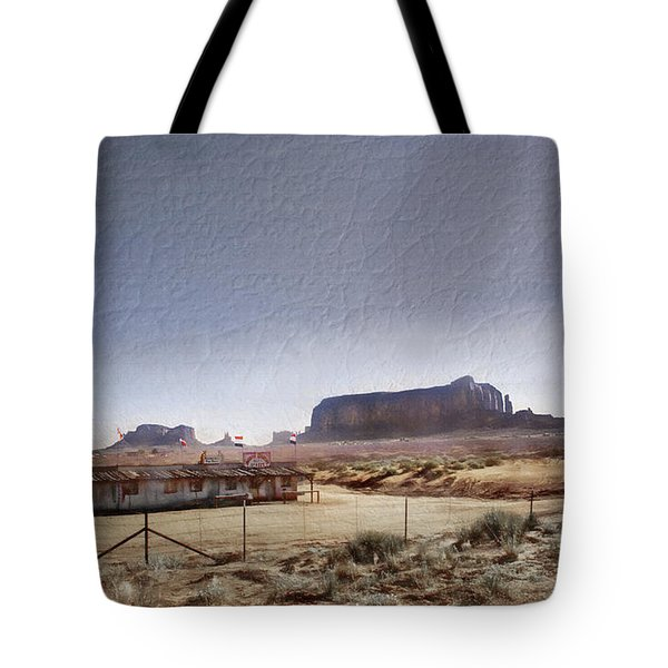 Monument Valley - Reservation Tote Bag