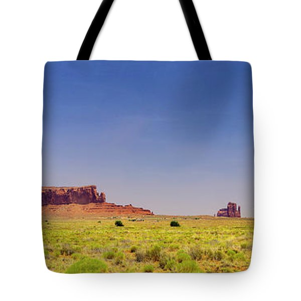 Monument Valley South View Tote Bag