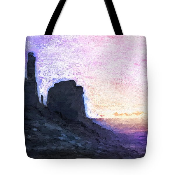 Monument Valley - Sunset Vista Tote Bag