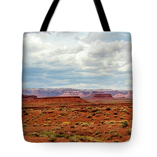 Monument Valley, Utah Tote Bag