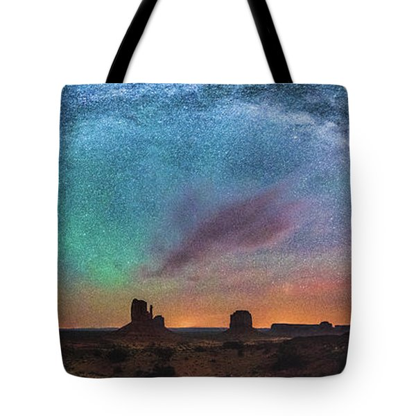 Monument Vally Dreams Tote Bag