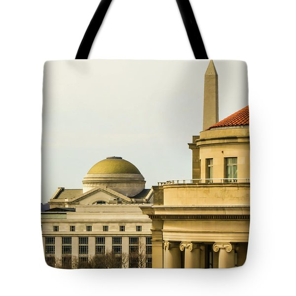 Monumental Tote Bag