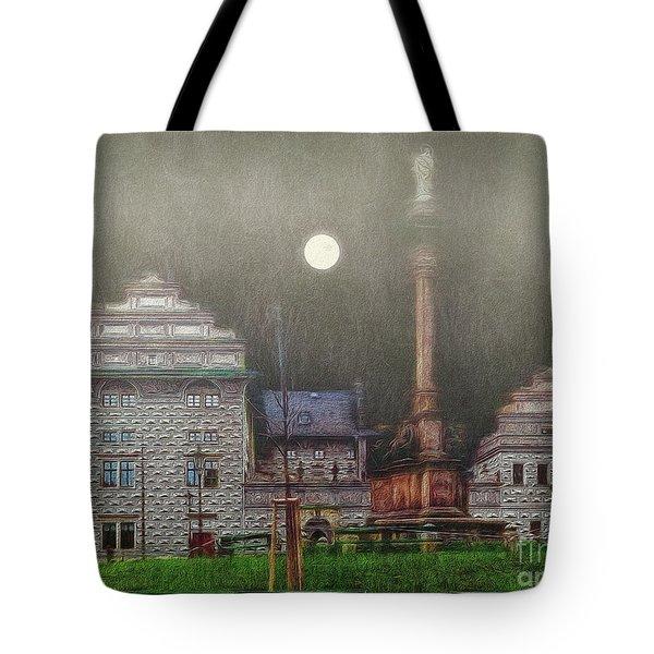 Monumental- Prague Tote Bag