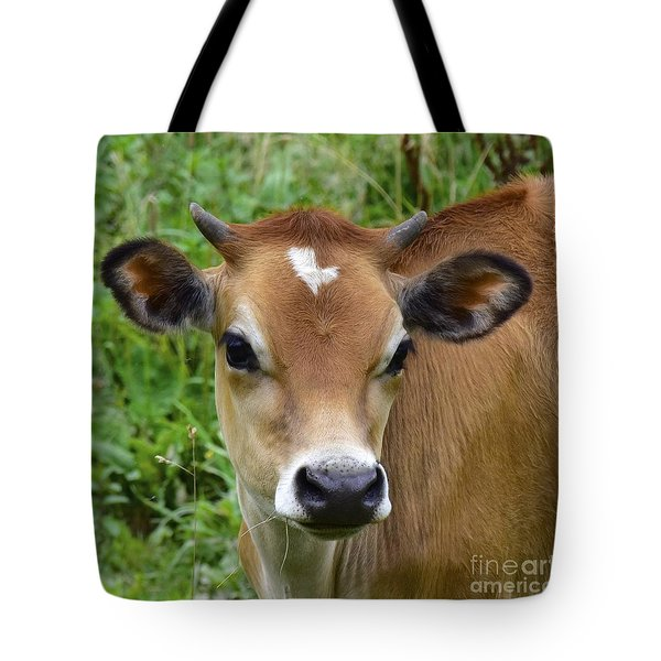 Fairytale Cow Tote Bag