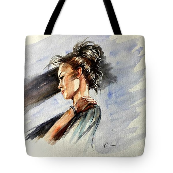 Mood 3 Tote Bag