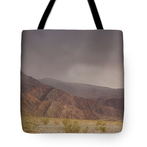 Moods Of Death Valley National Park Tote Bag