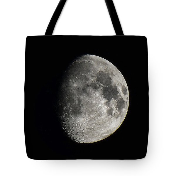Moon, Aug 13th 2016 Tote Bag